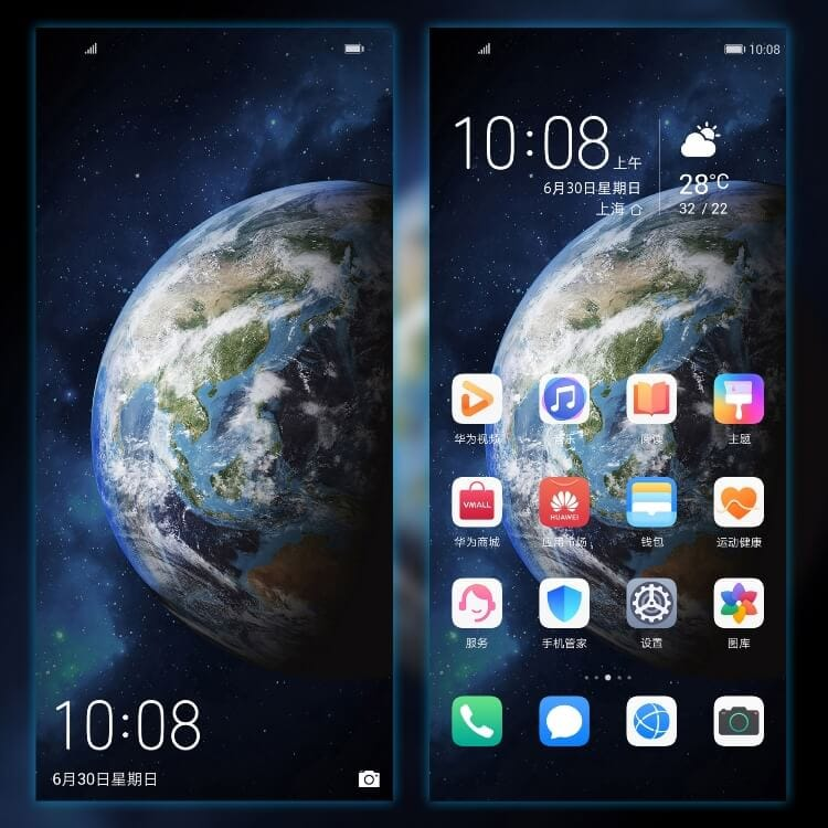 Honor 20 Stock Themes 1