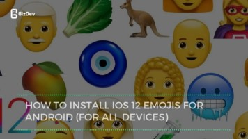 How To Install iOS 12 Emojis For Android (For All Devices)