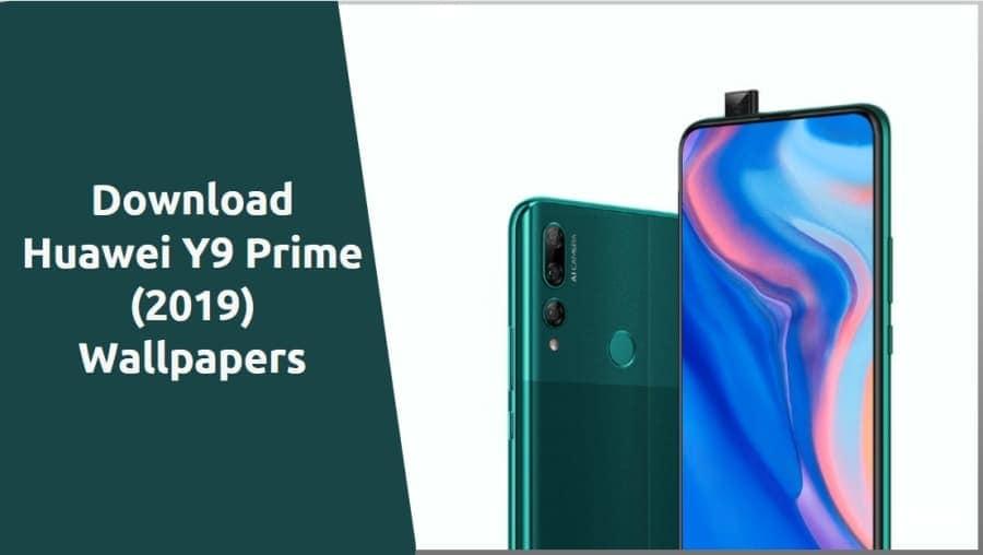 Huawei Y9 Prime 2019 Wallpapers