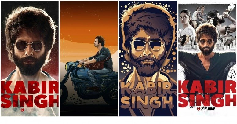 Kabir Singh Wall Screens