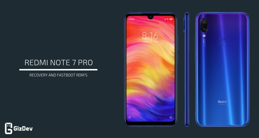 Download Xiaomi Redmi Note 7 Pro Firmware (Recovery and
