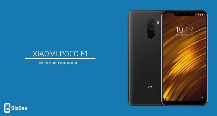 Download POCO F1 Widvine L1 support Firmware