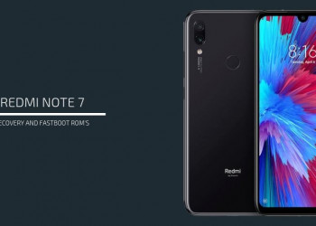Download Xiaomi Redmi Note 7 Firmware