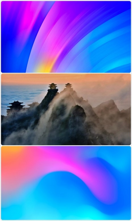 Xiaomi RedmiBook 14 Wallpapers GIZDEV Screens 2