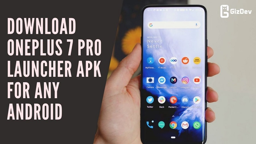 Download OnePlus 7 Pro Launcher APK For Any Android