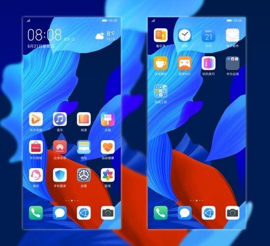 Huawei Nova 5 Themes