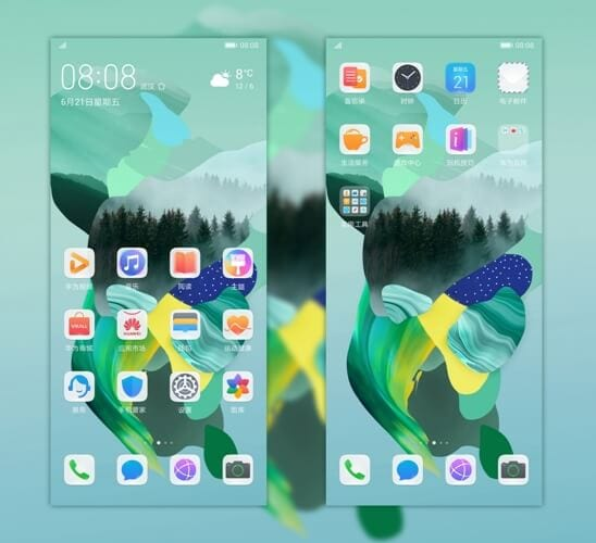 Huawei Nova 5 Live Wallpapers