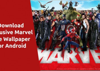 Marvel Intro Live Wallpaper