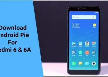 MiUI 9.7.4 Android Pie For Redmi 6 & 6A