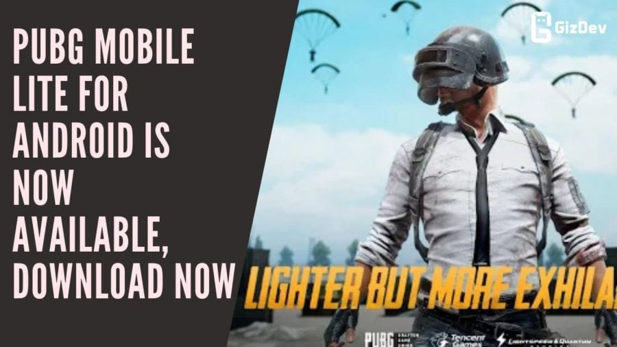 Pubg Mobile Lite For Android Is Now Available, Download Now