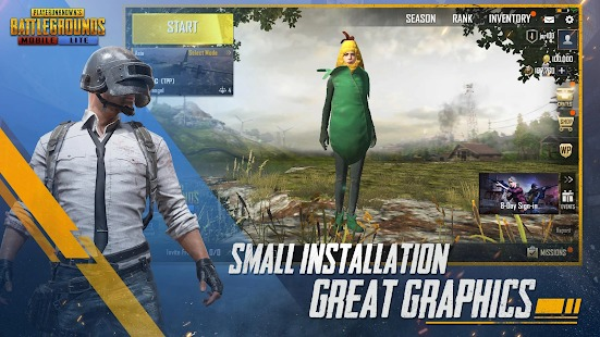 Pubg Mobile Lite Screens 2
