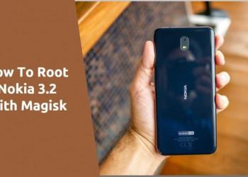 Root Nokia 3.2