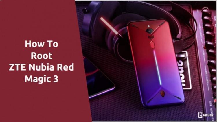 Root Red Magic 3
