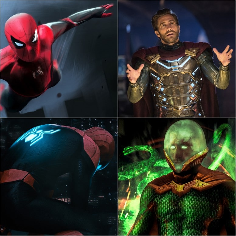 Spider Man Far From Home Wallpapers Screens 2