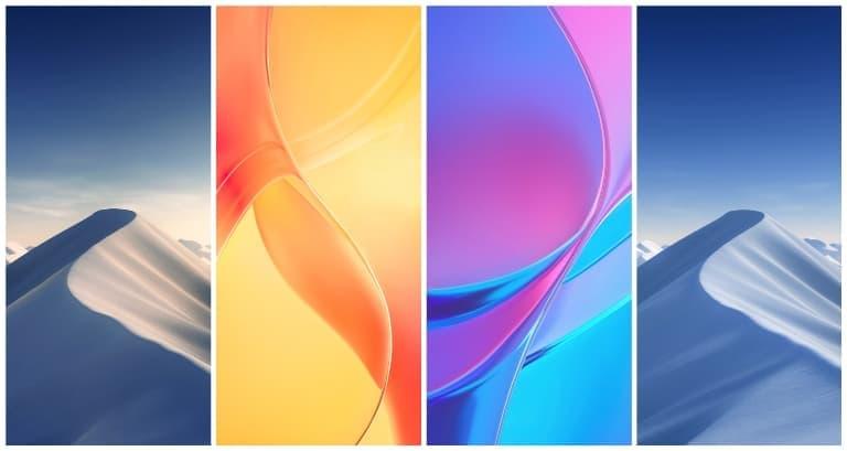 Xiaomi CC9e Wallpapers