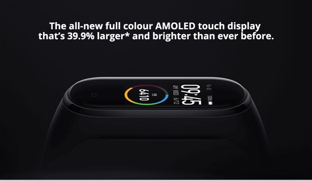 Xiaomi Mi Band 4 Smart Bracelet Bluetooth 5 0 NFC Black 20190618093121749