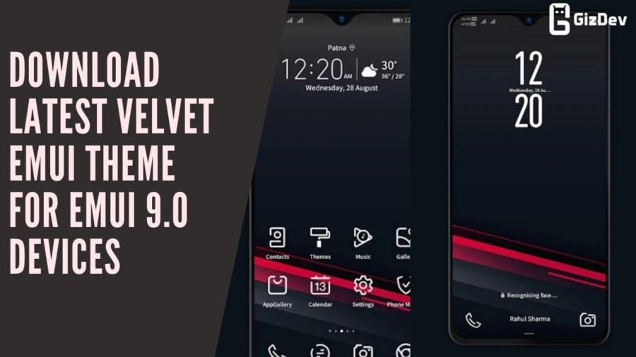 Download Latest Velvet EMUI Theme for EMUI 9 0 Devices