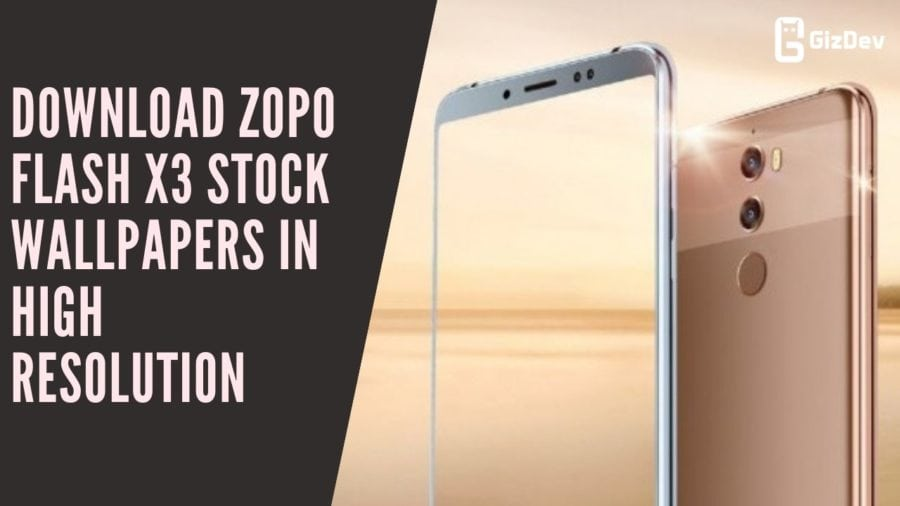 Download ZOPO Flash X3 Stock Wallpapers In High Resolution