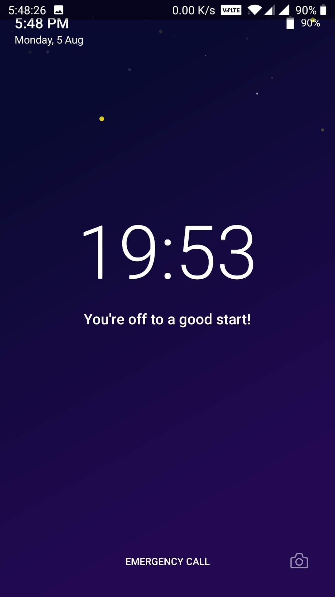 OnePlus Zen Mode 1.3 APK Screens 4