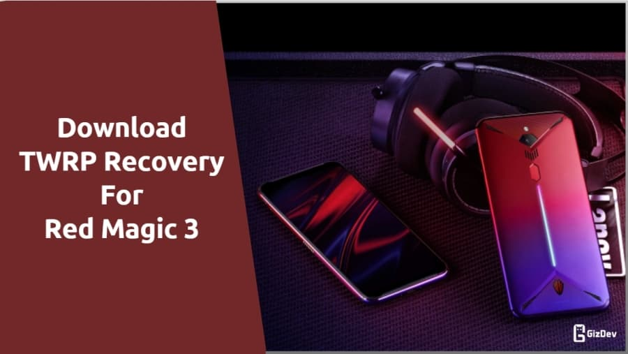 TWRP Recovery For Red Magic 3