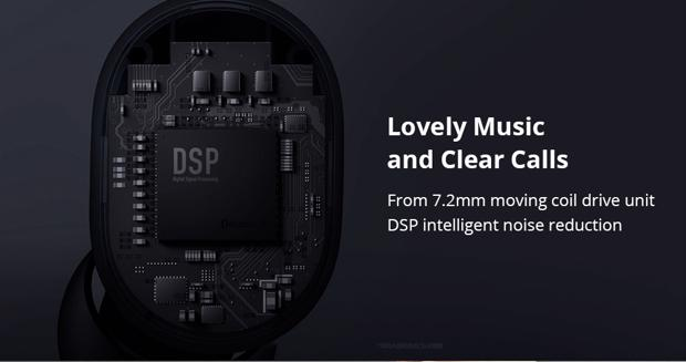 Xiaomi Redmi AirDots TWS Earbuds Black 20190321172031752