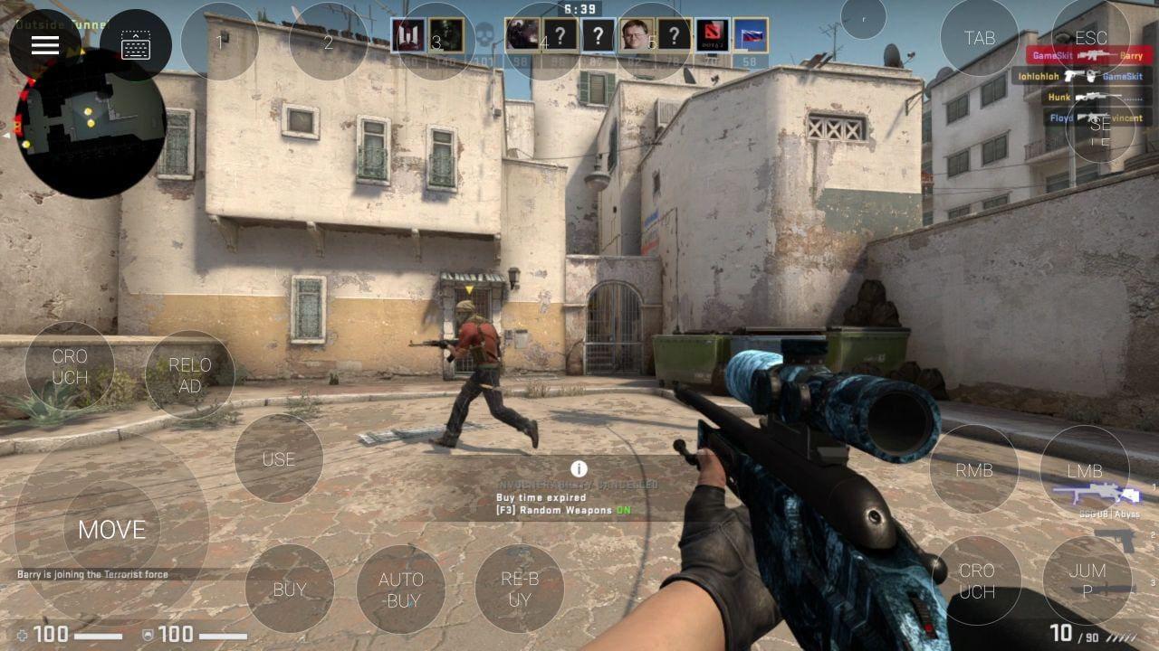 Vortex Cloud Gaming Review cs:go