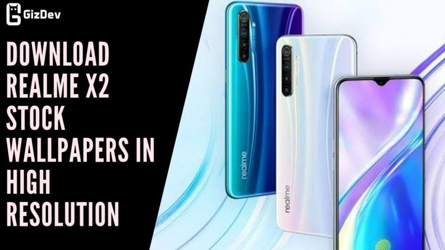 Download Realme X2 Stock Wallpapers In High Resolution