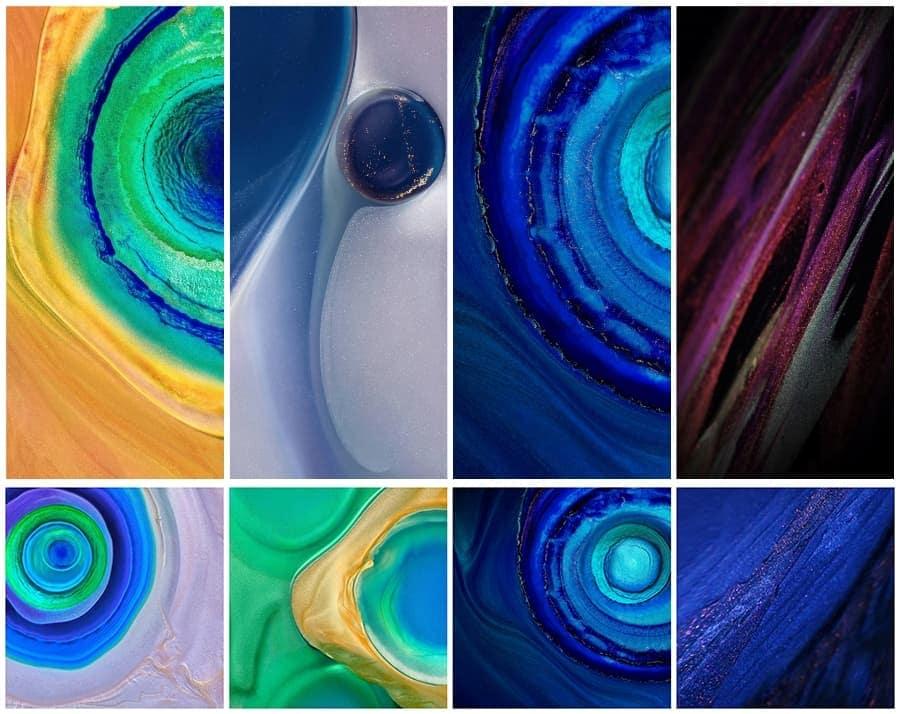 Huawei Mate 30 Pro Wallpapers 1