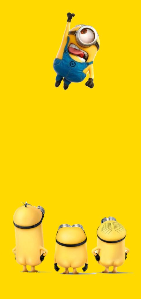 minions Hole Punch Wallpapers
