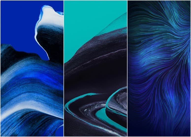 Oppo Reno 2 Wallpapers 1