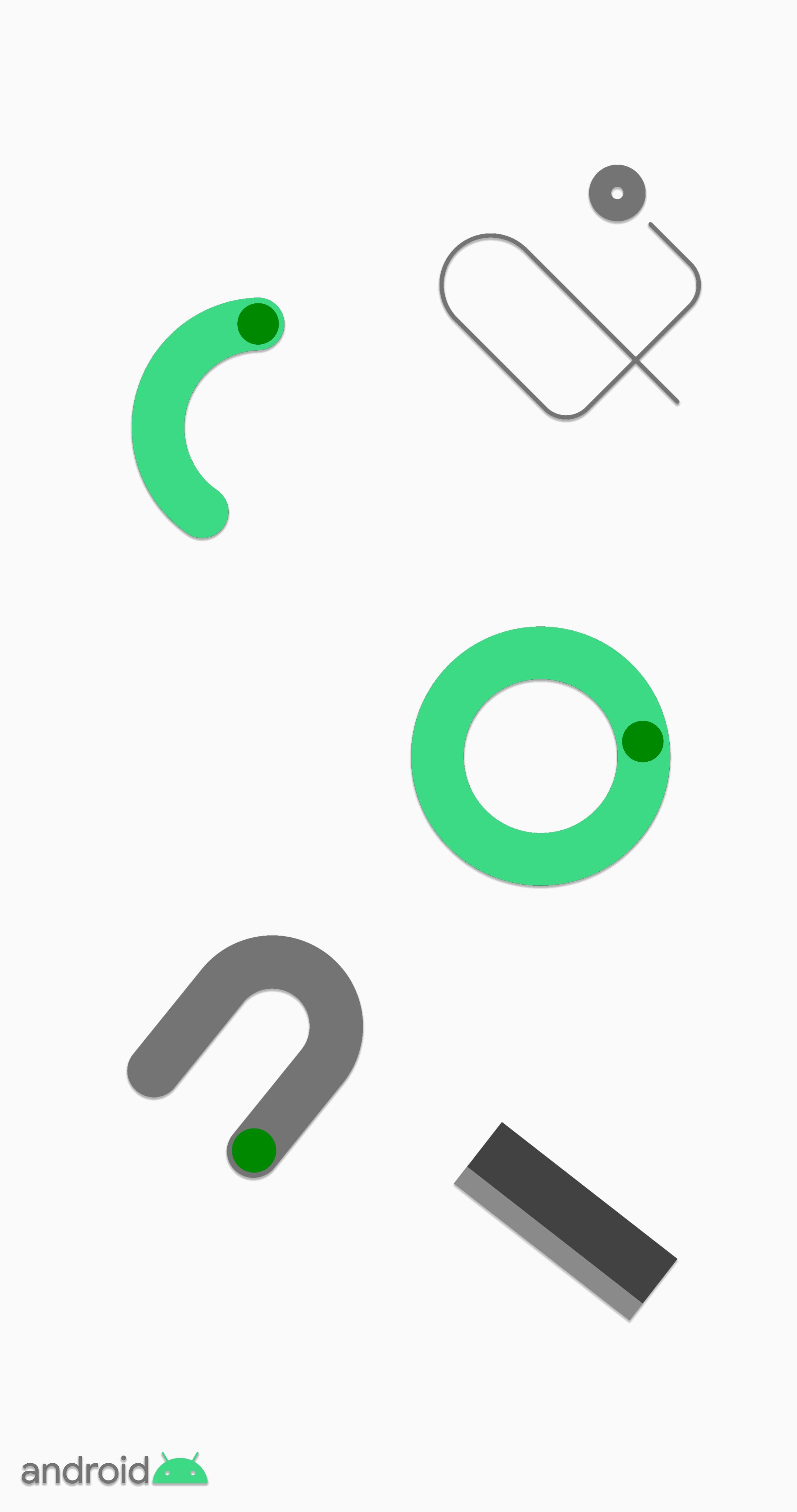 Pixel 4 White Walls 2