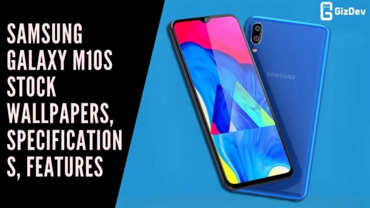 Samsung Galaxy M10S Stock Wallpapers, Specifications, Features