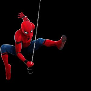 Spiderman hole punch wallpapers