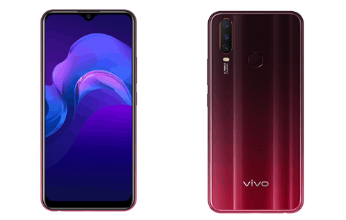 Vivo Y15 Stock Walls Screens