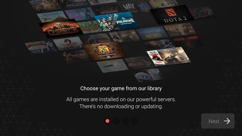Vortex Cloud Gaming review