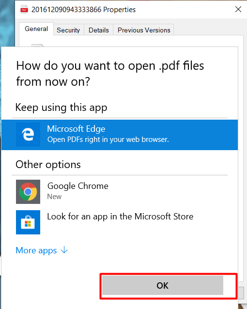 change default app windows10 2 1