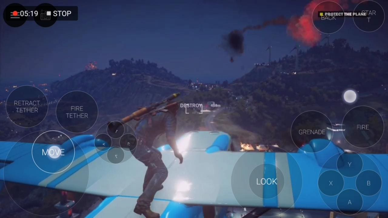 Vortex Cloud Gaming Review just cause 3