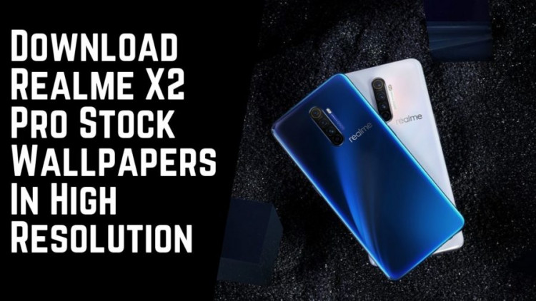 Download Realme X2 Pro Stock Wallpapers In High Resolution