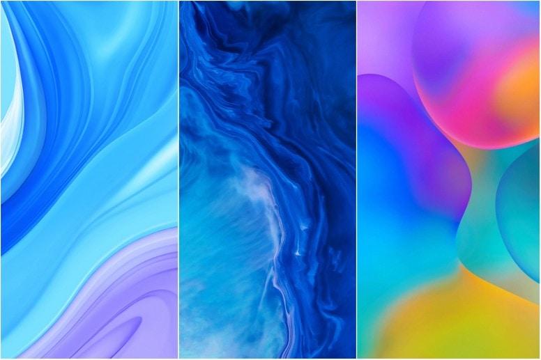 Huawei Enjoy 10 Plus Walls Screens