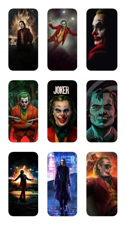 Joker Wallpapers Screens
