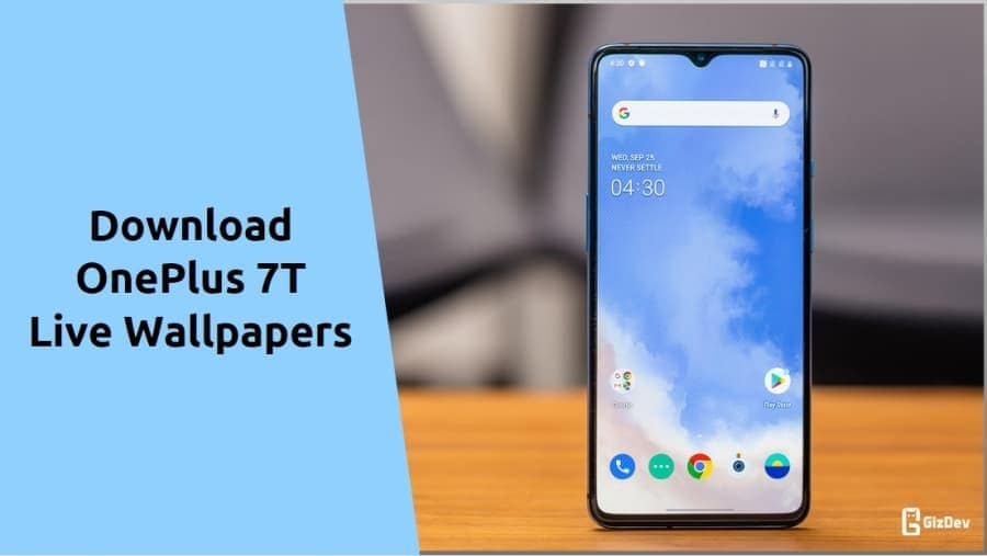 OnePlus 7T Live Wallpapers