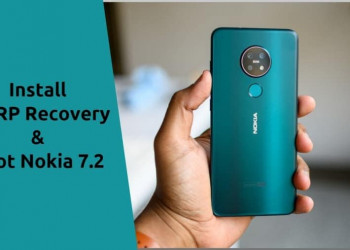 TWRP Recovery & Root Nokia 7.2