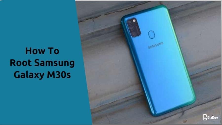Root Samsung Galaxy M30s