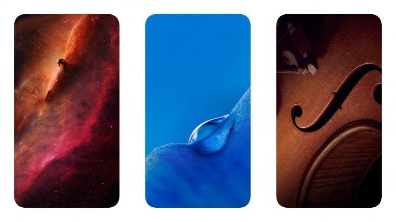 Xiaomi Redmi 8 Stock Walls Screens 1