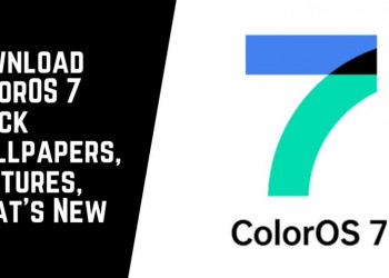 Download ColorOS 7 Stock Wallpapers, Features, What's New