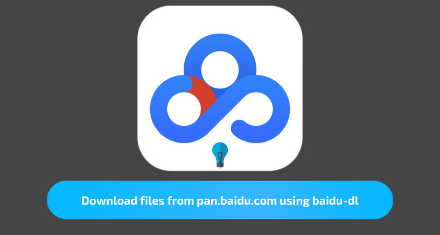 Download files from pan.baidu .com
