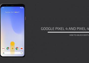 Unlock Bootloader of Google Pixel 4 and Pixel 4 XL
