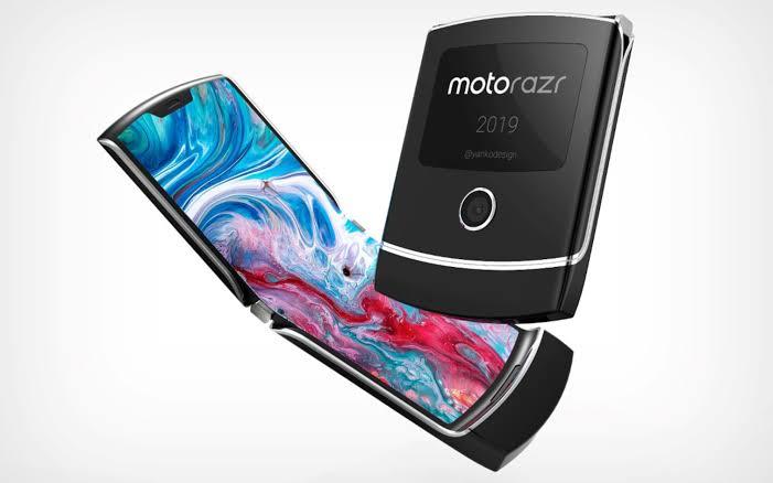 Motorola Razr Design Screens 1
