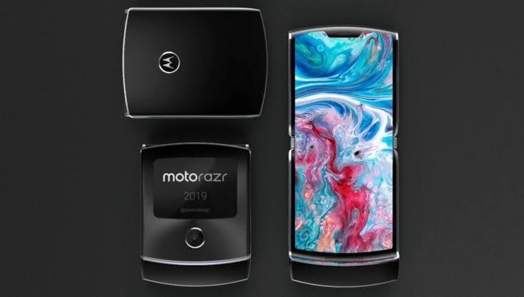 Motorola Razr Design Screens 2