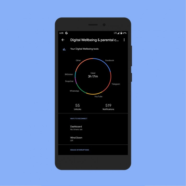 Pixel Experience Android 10 Redmi Note 4 Screens 1